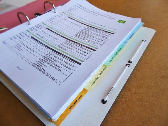 AccurioPro Compile simplifie l'impression de nos classeurs de formation